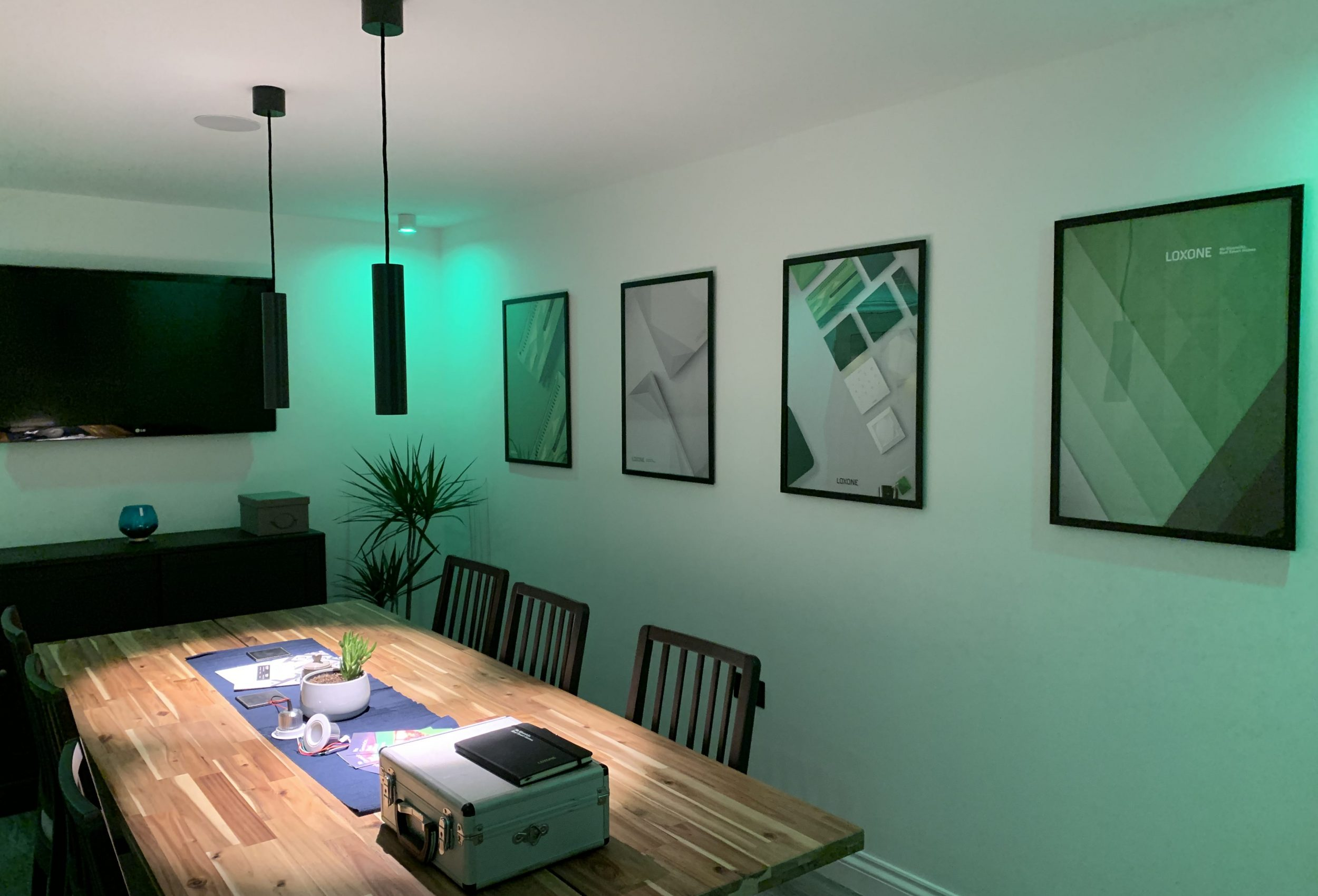 Somerton - Dining Room